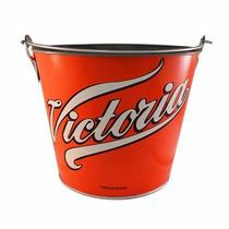 Cubeta Victoria Metalica 6 Botellas