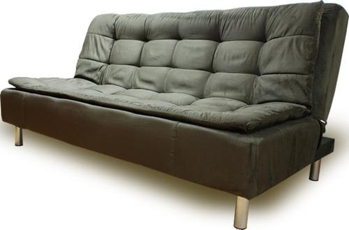 Sofa cama futon sofacama sillon sala mueble envio barato for Modelos de sillon cama