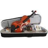 Violin Estudiante O Intermedio, Super Pack Completisimo