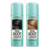 L'oréal Spray Retoque Mágico De Raíces Y Canas Tinte Loreal