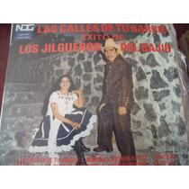 Lp Los Jilgueros Del Bajio, Envio Gratis