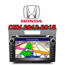 Estereo Pantalla Honda Crv 2012-2015 Dvd Gps Usb Android 4.4