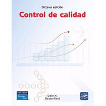 Libro: Control De La Calidad Pdf
