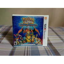 Pokemon Súper Mystery Dungeon Nintendo 3ds Nuevo Sellado