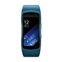 Pulsera Gear Fit 2 Act Fisica Azul Grande Original Samsung