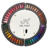 Gel Painting Jr Gama De 12 Colores