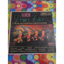 Ramon Donadio Y Sus Guitarras Mexicanas Lp