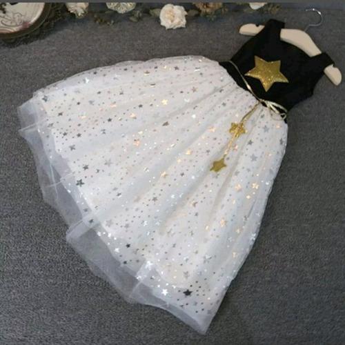 b9e76e8f2 Muy Bonitos Vestidos Para Niñas Con Brillos Y Estrellas en venta en  Acapulco Guerrero por sólo $ 365,00 - CompraMais.net Mexico