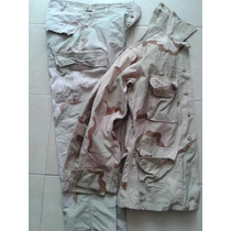 Uniforme Militar Us Army Original Desert