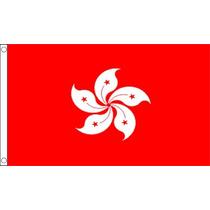 Hong Kong Flag - 1997-present 3ftx 2ft Nacional País