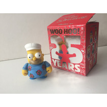 Kidrobot Homero Simpson Gordo 25 Aniversario Kid Robot Years