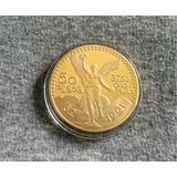 Cápsula De Acrilico Para Moneda Centenario Oro (37mm)