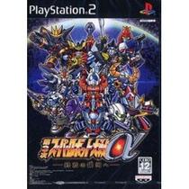 Super Robot Wars Z3 A Ps2 Japones