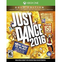 Just Dance 2016 (gold Edition) - Xbox Uno
