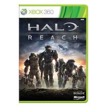 Halo Reach Para Xbox 360 Nuevo Y Sellado Español Latino