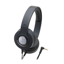 Solid Bass Dynamic Headphones-white Audio-technica