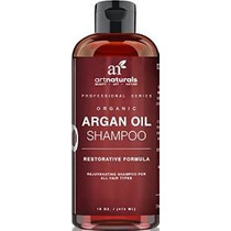 Arte Naturals Orgánica Daily Argan Oil Shampoo 16 Oz, Mejor