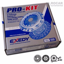 Kit Clutch Nissan Sentra Motor 2.0 2007 2008 2009 Exedy