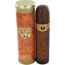 Cuba Gold Men 100 Ml Perfume Nuevo, Sellado, Original