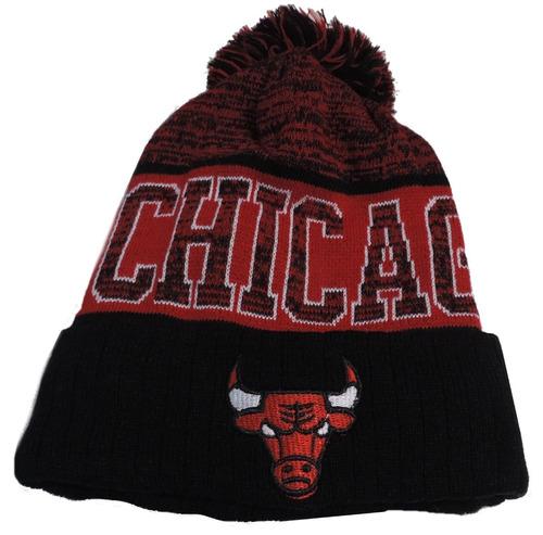 Chicago Bulls Gorro De Estambre Nac Envio Gratis Nba1 Ace70 22881a5309b