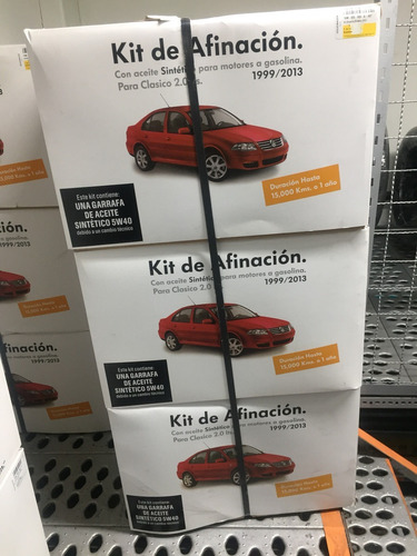 Kit Afinacion Original Vw Golf Jetta A4 Clasico Beetle 2 0