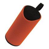 Bocina Bluetooth Portátil Cilíndrica Recargable