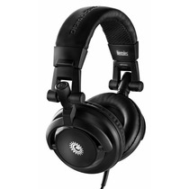 Audífonos De Dj Hercules Hdp Dj-m40.1 - Negro