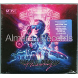 Muse Simulation Theory Deluxe Edition Cd