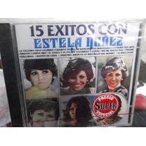 Estela Nuñez 15 Exitos Cd Nuevo Sellado