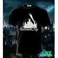 Playeras O Camiseta Disney Batman Gothamland 100% Algodon!!
