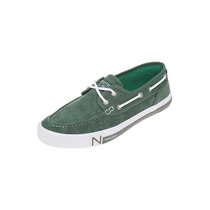 Nautica - Zapato Tipo Top Sider - Verde - Nm365g