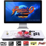 Tablero Arcade Pandora Box 3300 Juego Consola Vga Hdmi R