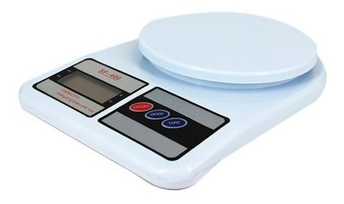 Bascula Digital Gramera 10kg Con Baterias Y Envio Gratis