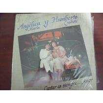 Lp Angelica Maria Y Humberto Cravioto, Envio Gratis