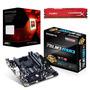 Kit Amd Gigabyte 78lmt-usb3 + Fx-8320e 3.2ghz X8 + 8gb 1600