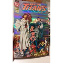 Comic En Ingles Dc The New Titans No. 100