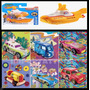Coleccion Completa Hot Wheels The Beatles + Yellow Submarine