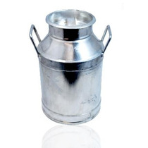 Bote Lechero De Aluminio 20 Litros