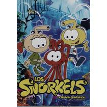 Los Snorkels. Serie Completa. Dvd Nuevo.
