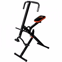 Ejercitador Abdominal Total Rider Extreme Slim Crunch Body
