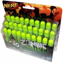 Doublestrike - Nerf Zombie Huelga Deco Dardos Compacto