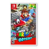 Super Mario Odyssey - Nsw