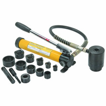 Ponchador Hidraulico Abrehuecos /sacabocados 10 Toneladas