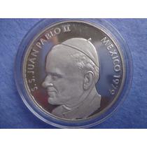 Primera Visita Del Papa Juan Pablo 2o A La Basilica 1979