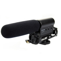 Microfono Takstar Sgc-598 Dslr Canon Sony Nikon Telescopico