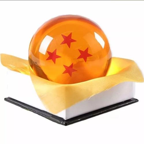 Esferas De Dragon Ball Z Tamaño Real 7.6cm+ Estuche Original