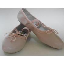 Zapato Para Ballet, Danza Folklorica Y Jazz Desde $189.00