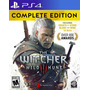 The Witcher 3 Wild Hunt Complete Edition Ps4 Nuevo Citygame