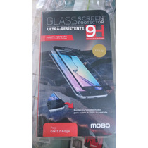 Mica Cristal Templado 9h Mobo Samsung Galaxy S7 Edge