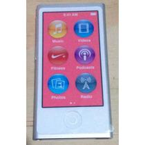 Ipod Nano 7g Touch 16gb Nuevo Color Plata
